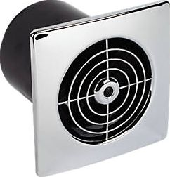 Manrose, 1228[^]35139 LP100SS 20W Low Profile Extractor Fan