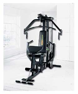 power booster gym 200 lbs manual bifesb. Black Bedroom Furniture Sets. Home Design Ideas