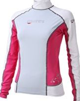 Mares, 1192[^]78500 Trilastic Long Sleeve She Dives Rash Guard - Pink