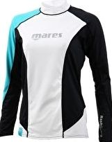 Mares, 1192[^]216204 Womens Loose Fit Long Sleeve Rash Guard