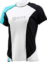 Mares, 1192[^]216193 Womens Loose Fit Short Sleeve Rash Guard