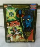 X MEN NIGHTCRAWLER DOLL BRAND NEW IN BOX FAMOUS COVER SERIES