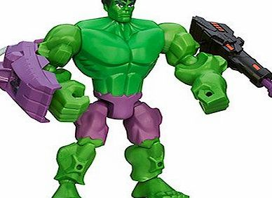 Marvel Super Hero Mashers - Hulk Figure