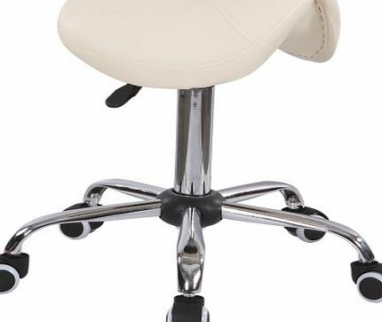 Massage Therapy Table Stool | Beauty Saddle Chair | Salon Barber Office - GS