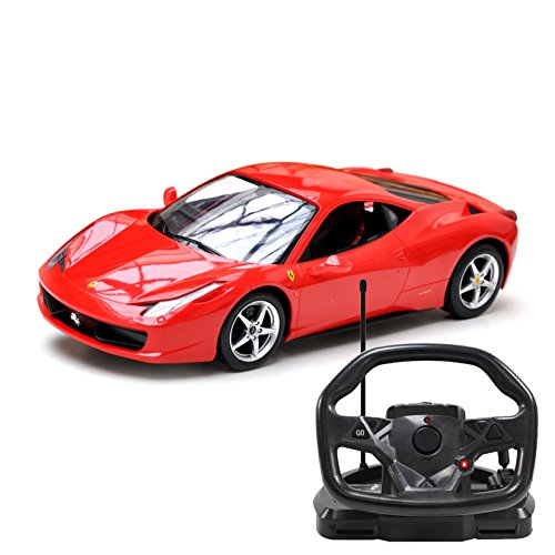 ferrari remote control cars reviews