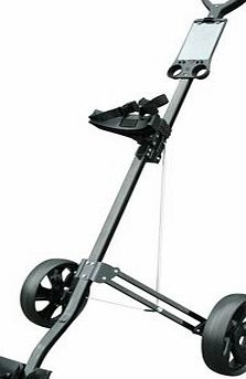 Masters 3 Series Aluminium Cart - Black