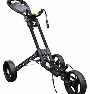 iCart One Click 3-Wheel Push Trolley