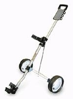 Voyager Aluminum Golf Trolley