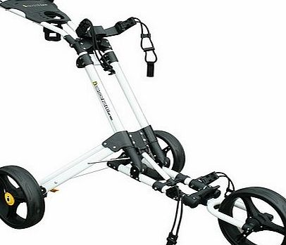 Icart One - 3 Wheel One Click - Black/White
