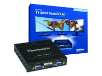 MATROX Graphics eXpansion Module TripleHead2Go product image