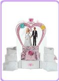 Barbie® The Wedding Cake Playset - k8585