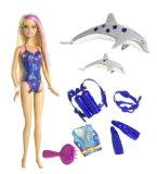 Barbie Colour Change Beach Doll - Blonde