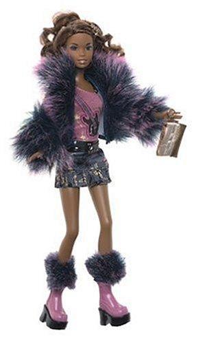 RESERVED OOAK Custom Christie Barbie Doll Full Reroot |Christie Barbie Doll