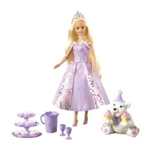 Princess Annika in Barbie Magic Pegasus Toys
