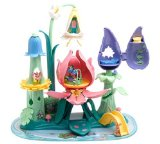 Mattel Barbie Fairytopia - Peony Flower House Micro Set product image