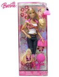 Mattel Barbie Fashion Fever Barbie Doll L9541 product image