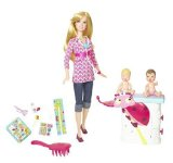 Mattel Barbie I Can Be Baby Doctor Playset - New for 2009 product image
