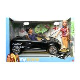 Barbie My Scene: Barbie and Ellis Cruisin In My Ride Giftset