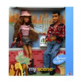 Barbie My Scene: Madison and Sutton
