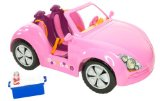 Mattel Barbie Surfs-Up Tropical Beach Cruiser product image