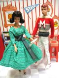 CAMPUS SWEET SHOP MIDGE and ALLAN Dolls Barbie