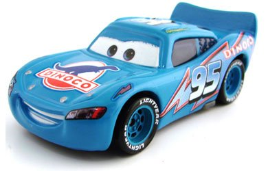Mattel Cars Character Car Dinoco Mcqueen Cars And Other