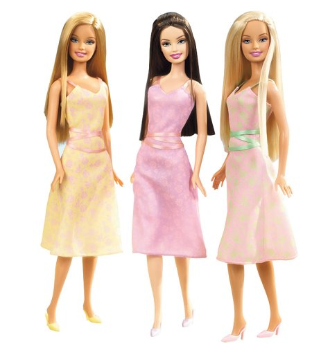 Barbie Doll by Matel inc