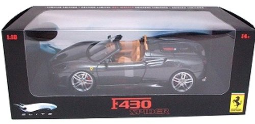 Mattel Diecast Model Ferrari F430 Spider Elite Version