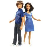 Mattel Disney High School Musical Gabriella and Troy First Kiss Dolls Gift Set product image