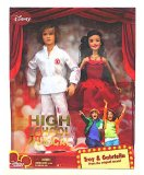 Mattel Disney High School Musical Troy and Gabriella Twin Dolls product image