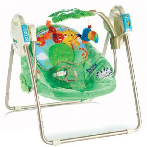 Mattel Fisher Price Baby Gear Rainforest Open Top Take