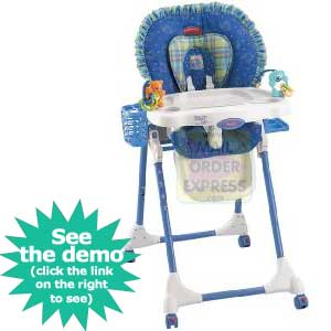 ™ Discover - Healthy Care High Chair