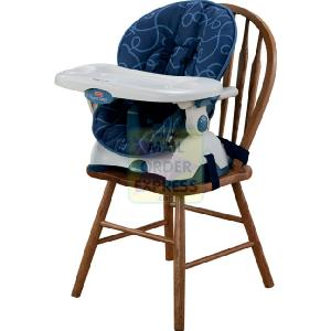 mattel fisher price babygear space saver highchair