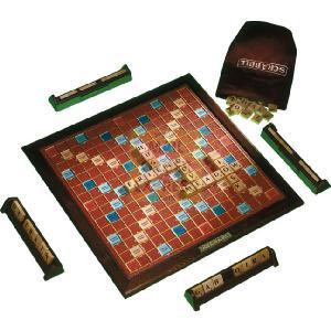 mattel games spears scrabble deluxe childrens gift. Black Bedroom Furniture Sets. Home Design Ideas