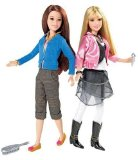 Hannah Montana and Miley Stewart Dolls Set