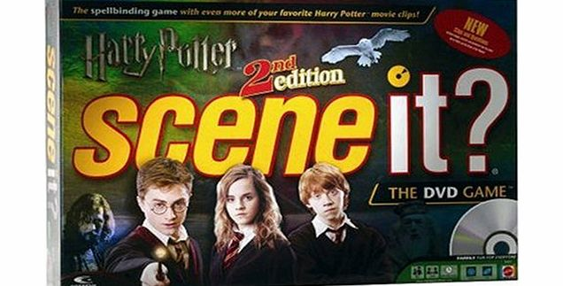 Mattel Harry Potter Scene It? 2nd Edition product image