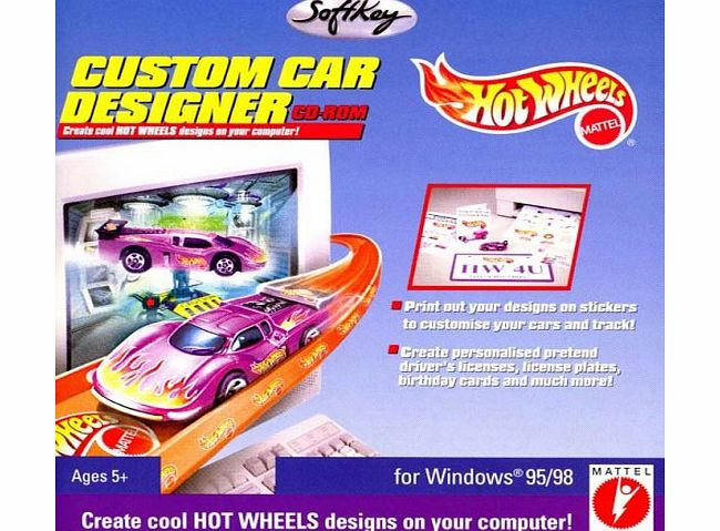 Mattel hot wheels custom car designer review compare Custom car designer online
