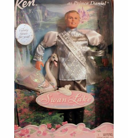 Mattel Ken as Prince Daniel Doll product image