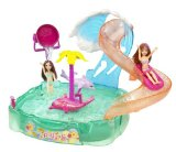 Mattel Polly Pocket Shimmer and Splash Pool product image