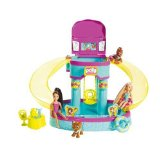 Mattel Polly Pocket Ultimate Pool Party Playset product image