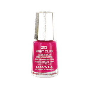 Cabaret Colours Nail Polish 5ml - Party
