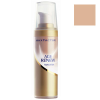 Foundation - Age Renew Foundation Warm Almond 45