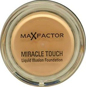 Max Factor, 2041[^]10075749003 Miracle Touch Foundation Natural