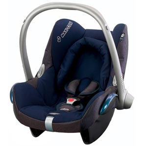 maxi cosi cabrio infant carrier navy reflection car seat review compare prices buy online. Black Bedroom Furniture Sets. Home Design Ideas