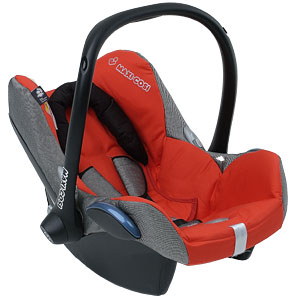 Maxi Cosi Cabrio Infant Carrier Red Baby Carrier Review