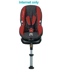 PrioriFix Group 1 Car Seat - Tango Red