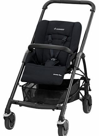 Concord Wanderer Travel System Pram Car Seat In