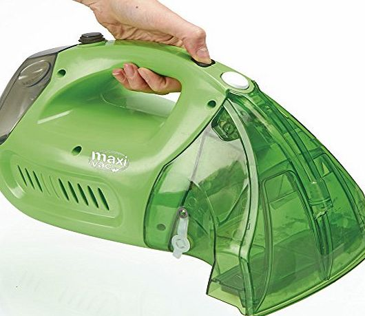 Maxi Vac Portable Electric Handheld Carpet Floor Rug and Upholstery Washer Cleaner Spot Remover.