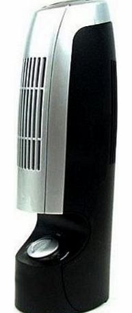 Maxim 2 X Air Purifier and Ioniser Silver / Black - (TWIN PACK) product image