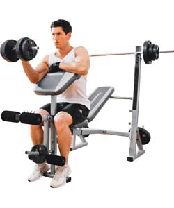 Maximuscle Power Weights Bench - review, compare prices ...
